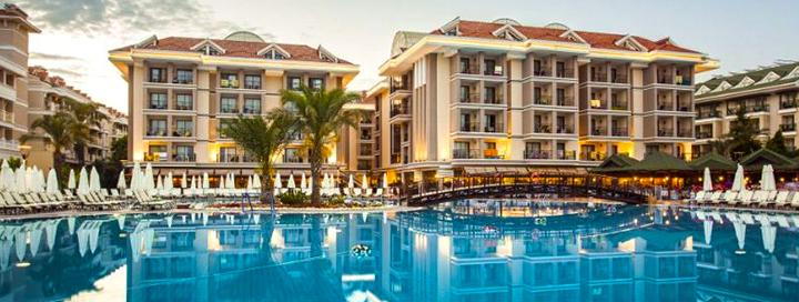 Elegantiškos atostogos Turkijoje! Savaitės poilsis turistų labai gerai vertinamame 5* viešbutyje.
