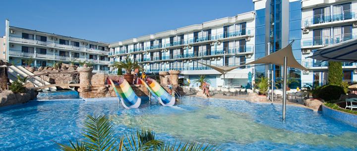 Atsipūskite saulėtuose BULGARIJOS paplūdimiuose! Savaitė populiariame 4* viešbutyje KOTVA.
