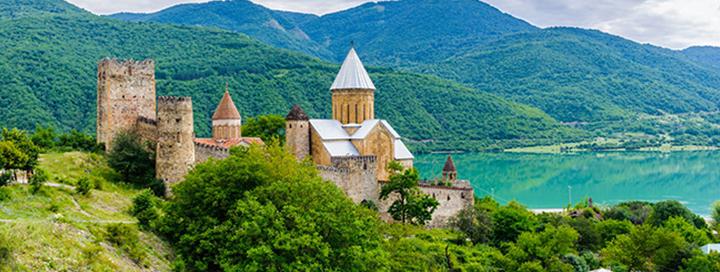 Kerinti kelionė į GRUZIJĄ - pažinkite įspūdingos gamtos ir kultūros šalį! 8 dienų pažintinė kelionė su lietuviškai kalbančiu vadovu.