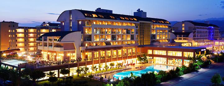 Mėgaukitės atostogomis prie jūros TURKIJOJE, Alanijos regione! Savaitės poilsis jaukiame 5* viešbutyje.