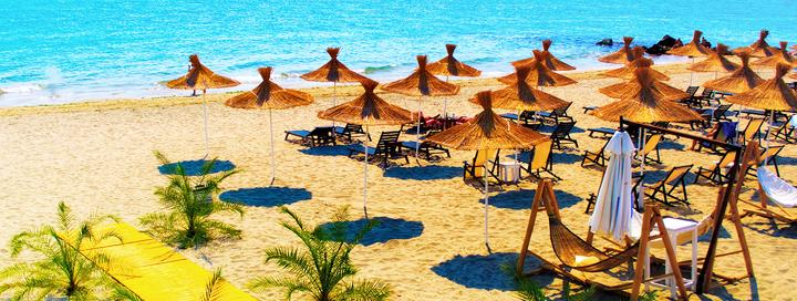 Atostogos paplūdimyje - šurmuliuojančiame BULGARIJOS kurorte! Savaitė gerame 4* viešbutyje.