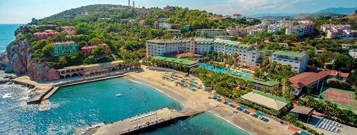 Turiningos atostogos žydros jūros pakrantėje TURKIJOJE - už puikią kainą! Savaitė 5* viešbutyje KEMAL BAY.