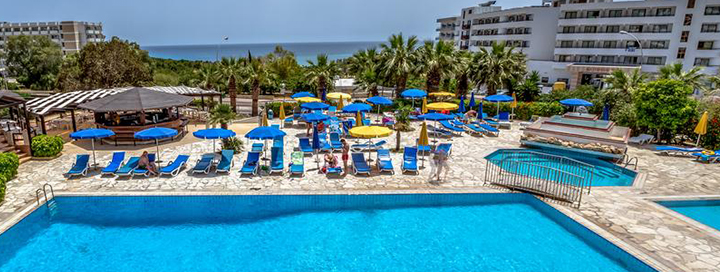 Poilsiaukite ten, kur visada šviečia saulė – Kipre! Savaitė Agia Napos kurorte, 4* viešbutyje su pusryčiais ir vakarienėmis.