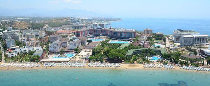 Atgaivinančios atostogos ant jūros kranto Alanijos regione, TURKIJOJE! Savaitės poilsis su šeima labai gerame 4* viešbutyje LONICERA WORLD.