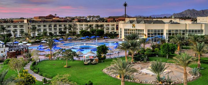 Karštas poilsis  EGIPTE! Savaitės atostogos labai gerai vertinamame 4* viešbutyje.