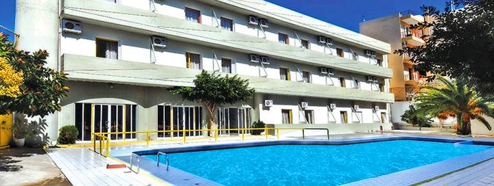 Pažinkite salos kultūrą ir pailsėkite KRETOS kurorte! Savaitės atostogos kokybiškame 3* viešbutyje.