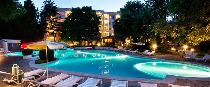 Puikus pasiūlymas mėgstantiems ramų poilsį - praleiskite atostogas Auksinėse kopose, BULGARIJOJE! Savaitė jaukiame 3* viešbutyje.