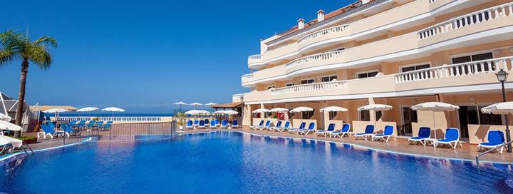 Poilsis egzotiškoje Kanarų saloje – TENERIFĖJE! Įsimintina savaitė gerame 3* viešbutyje BAHIA FLAMINGO.
