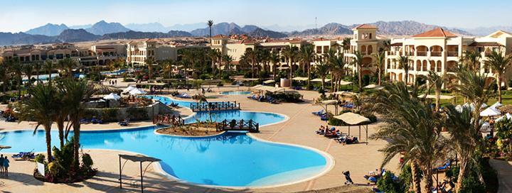 Šiltos atostogos EGIPTO Šarm el Šeicho kurorte! Savaitė 5* viešbutyje JAZ MIRABEL BEACH RESORT prie koralinio paplūdimio!