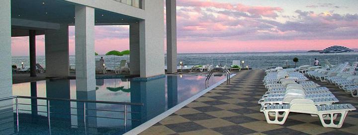 Mėgaukitės atostogomis ramybės oazėje! Savaitės poilsis Šv. Vlaso kurorte BULGARIJOJE, 5* viešbutyje MOONLIGHT.