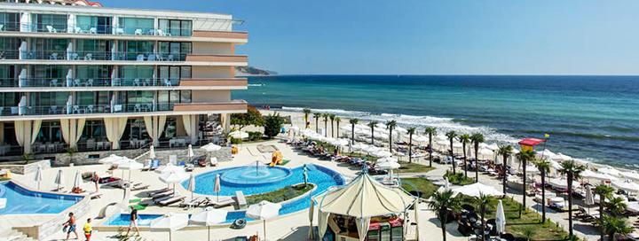 Vasaros sezono atostogos BULGARIJOJE! Praleiskite įsimintiną savaitę 4* viešbutyje ZORNITZA SANDS.