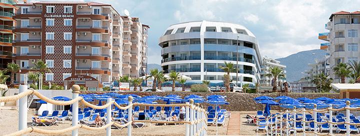 Praleiskite romantiškas atostogas  TURKIJOJE! Savaitės poilsis moderniame, tik suaugusiems skirtame 5* viešbutyje.