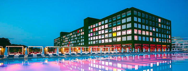 Romantiškos atostogos žalioje oazėje TURKIJOJE! Savaitės poilsis stilingame ADAM & EVE HOTEL 5* viešbutyje tik suaugusiems.