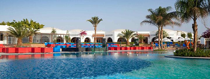 Nepraleiskite progos! Prabangiai sušilkite Egipte, Hurgadoje! Savaitė labai gerame 4* viešbutyje.