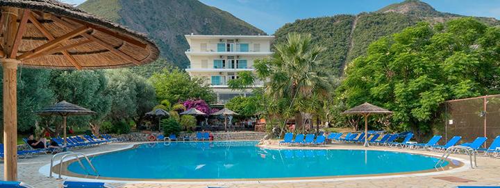 Jaukios atostogos gamtos apsuptyje PELOPONESE, Graikijoje! Savaitės poilsis 4* viešbutyje FLORIDA BLUE BAY.