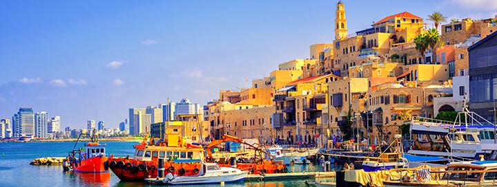 Pažintis su kontrastinguoju Izraeliu ir poilsis prie Viduržemio jūros!