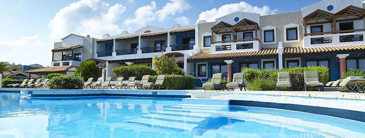 Pasakiškas poilsis Kretos saloje! Savaitė kokybiškame 5* viešbutyje ALDEMAR KNOSSOS ROYAL BEACH RESORT.