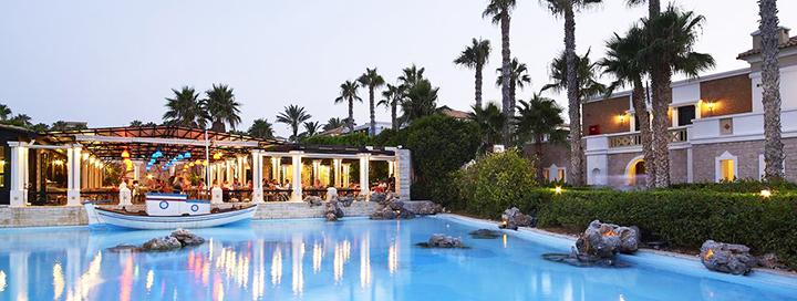 Tikras atokvėpis KRETOJE! Savaitė puikiame 5* viešbutyje ALDEMAR ROYAL MARE LUXURY RESORT, įsikūrusiame didelėje ir žalioje teritorijoje.