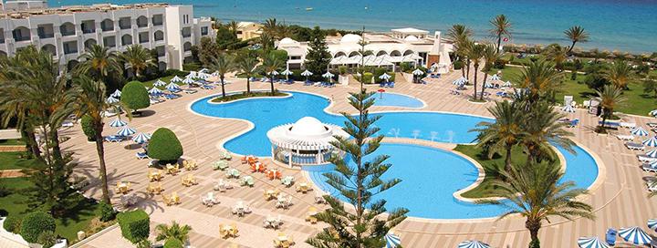 Puikus poilsis TUNISE! Praleiskite savaitę prie jūros, labai gerai vertinamame 5* viešbutyje.