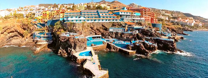 Vaizdingos atostogos gamtos apsuptyje MADEIROS saloje, Portugalijoje! Savaitė kokybiškame 4* viešbutyje.