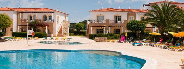 Vaizdingos atostogos ramybės oazėje ALGARVĖS regione, Portugalijoje! Savaitė  žalumos apsuptame 4* viešbutyje LUZ BAY.