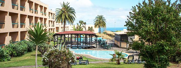 Praleiskite nuostabias atostogas vaizdingoje MADEIROS saloje, Portugalijoje! Savaitė 3* viešbutyje DOM PEDRO GARAJAU.