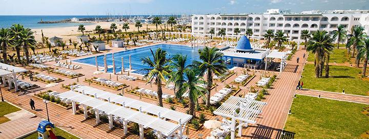 Saulėtos atostogos TUNISE! Savaitė prie jūros įsikūrusiame 4* viešbutyje.