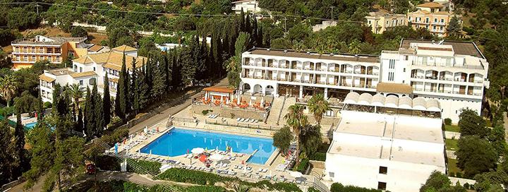 Komfortiškos atostogos KORFU saloje, GRAIKIJOJE! Savaitės poilsis jaukiame 4* viešbutyje MAGNA GRECIA.