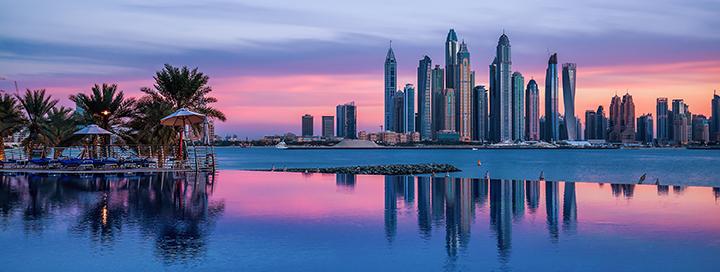Egzotiškas poilsis moderniajame DUBAJUJE! Net 7 n. 4* viešbutyje HOLIDAY INTERNATIONAL SHARJAH.
