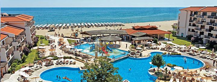 Praleiskite puikias šeimos atostogas BULGARIJOJE! Savaitės trukmės poilsis labai gerame 4* viešbutyje ant jūros kranto.