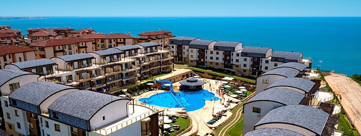 Saulėtos šeimos atostogos BULGARIJOJE! Savaitės poilsis ant kalvos įsikūrusiame 4* viešbutyje.