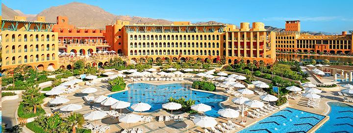 Saulėtos atostogos prie jūros TABOS regione, EGIPTE! Savaitės trukmės poilsis 5* viešbutyje ant jūros kranto.