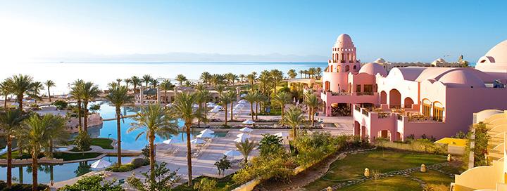Mėgaukitės poilsiu prie jūros po karštąja EGIPTO saule! Savaitės atostogos Tabos regione, puikiame 5* viešbutyje MOSAIQUE BEACH RESORT.