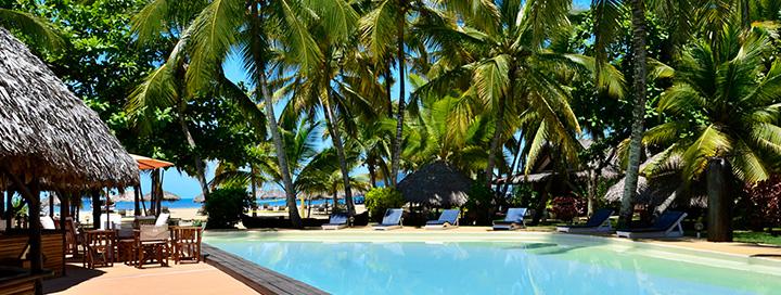 Nauja atostogų kryptis ieškantiems egzotikos – poilsis tarp palmių Bė saloje, MADAGASKARE! 7 n. 4* viešbutyje ORANGEA.