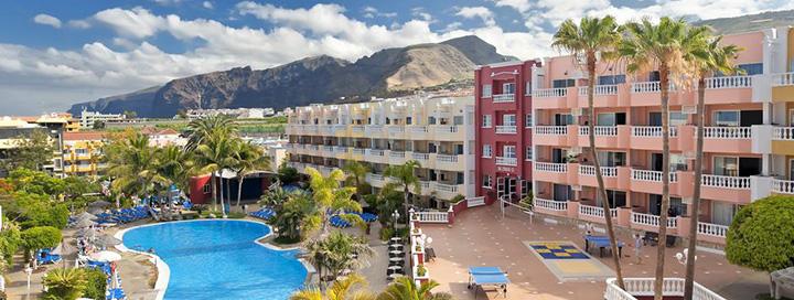 Atostogos po šilta Kanarų saule! 7 n. poilsis su šeima 4* viešbutyje ALLEGRO ISORA.