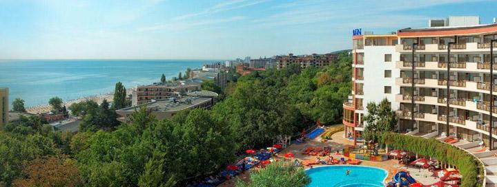Smagios šeimos atostogos Auksinių kopų kurorte, BULGARIJOJE! Savaitė 4* viešbutyje BERLIN GREEN PARK.