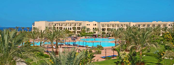 Saulės ir pramogų kupinos atostogos EGIPTE, Marse Alame! Savaitės poilsis 5* viešbutyje JAZ LAMAYA RESORT.