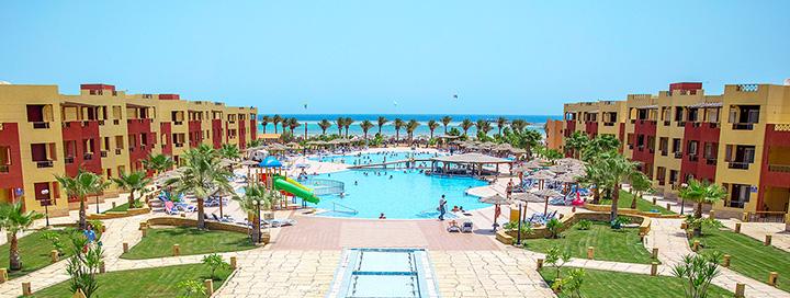 Džiaukitės saule bei puikiu oru EGIPTE! 7 n. Marsa Alamo kurorte, 5* viešbutyje ROYAL TULIP BEACH RESORT.