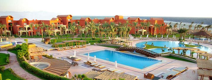 Smagios žiemos atostogos prie jūros EGIPTE! Savaitė 5* viešbutyje GRAND PLAZA RESORT.