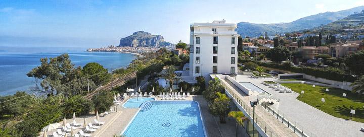 Saulėtos atostogos prie Viduržemio jūros SICILIJOJE! 7 n. 4* viešbutyje SANTA LUCIA E LE SABBIE D'ORO.