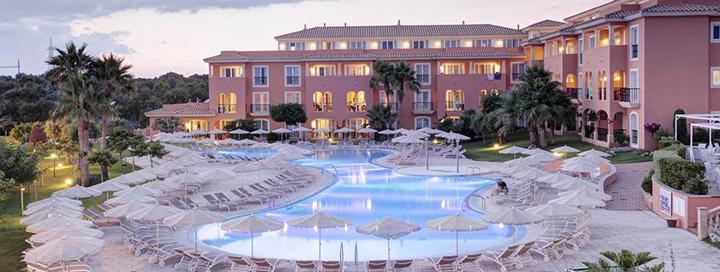 Saulėtas poilsis MENORKOS saloje, Ispanijoje! Savaitė 4* viešbutyje MACARELLA.