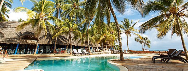 Išskirtinės atostogos auksinių paplūdimių saloje – Zanzibare! Skrydis iš Vilniaus ir 7 n. 4* viešbutyje KIWENGWA BEACH RESORT.