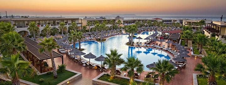 Saulėtas poilsis prie jūros KRETOJE! 7 n. atostogos 5* viešbutyje STELLA PALACE RESORT & SPA.