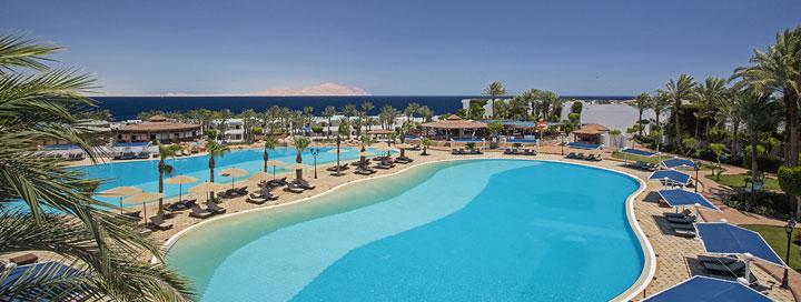 Mėgaukitės saule ir jūra šiltąjame EGIPTE! Savaitė 5* viešbutyje SULTAN GARDENS RESORT.