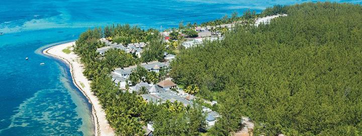 Romantiškos atostogos nuostabiajame MAURICIJUJE! 9 n. poilsis ant jūros kranto 4* viešbutyje RIU CREOLE.