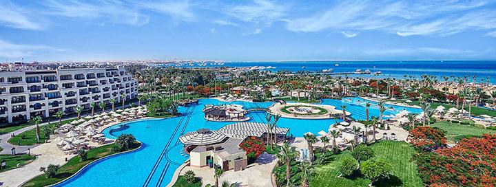 Nepamirštamos žiemos atostogos Hurgadoje, EGIPTE! Savaitė puikiame 5* viešbutyje STEIGENBERGER AL DAU BEACH.