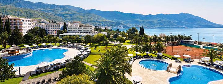 Poilsis ramybės oazėje JUODKALNIJOJE! Savaitė ant jūros kranto įsikūrusiame 4* viešbutyje IBEROSTAR BELLEVUE.