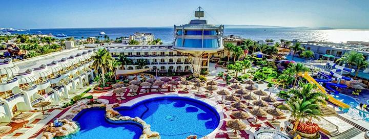 Saulė ir poilsis prie jūros EGIPTE, Hurgados regione! Savaitė 4* viešbutyje SEA GULL.