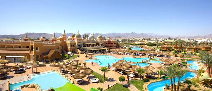 Pasirūpinkite kokybiškomis atostogomis iš anksto - ilsėkitės EGIPTO Šarm el Šeicho kurorte! Savaitė 4* viešbutyje Pickalbatros Aqua Blue Resort.