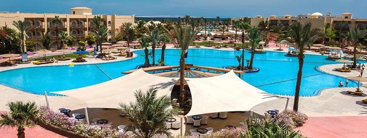 Atpalaiduojančios žiemos atostogos EGIPTE, Hurgados regione! Savaitė 5* viešbutyje DESERT ROSE.